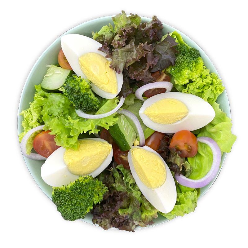 Many Green Salad
