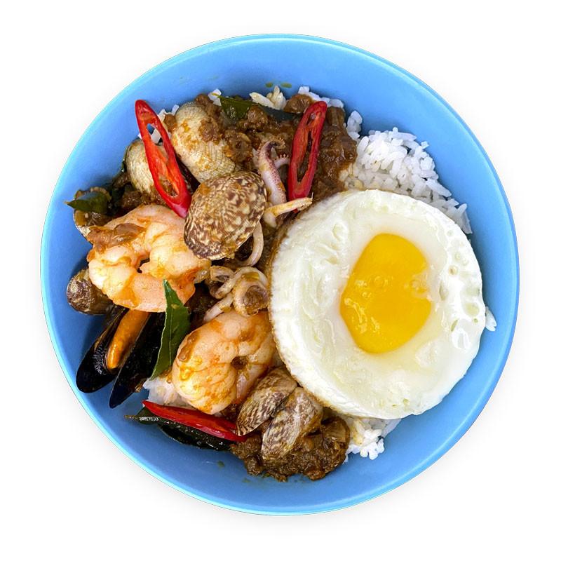 Plain Japanese Rice Bowl